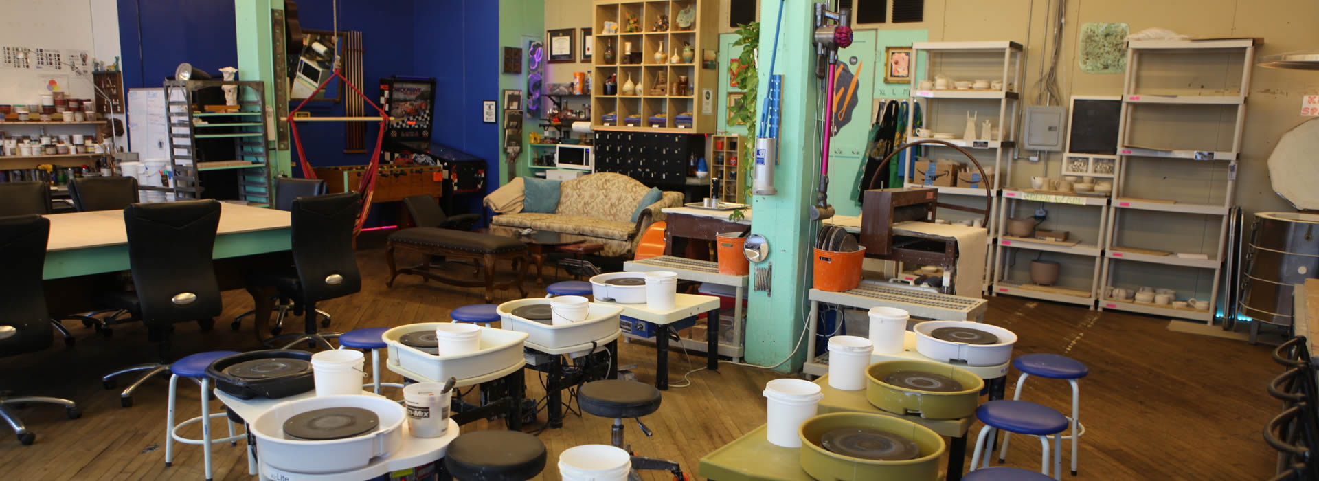 About Yay Clay! Pottery & Art Studio in Philadelphia