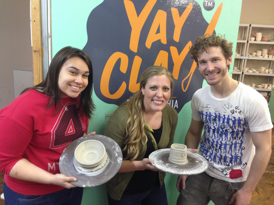 YayClay Philadelphia Clay Dates