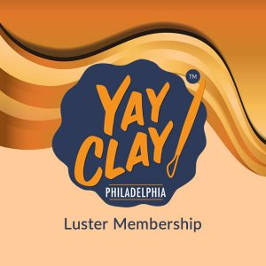 Yay Clay! Luster Membership