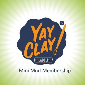 Yay Clay! Mini Mud Membership