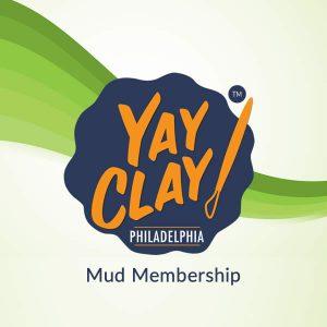Yay CLay! Mud Membership